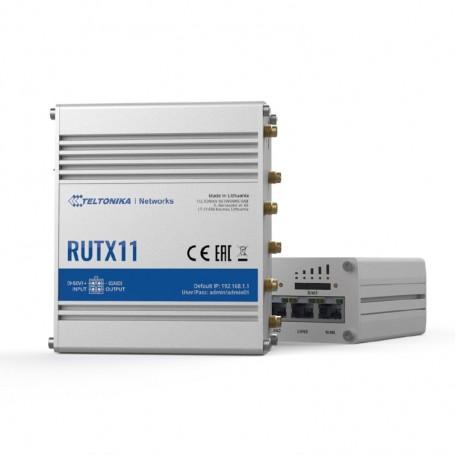 Teltonika Cellular Router RUTX11