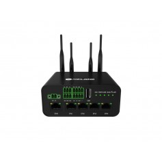 Robustel R1520-4L Global Dual-SIM LTE VPN Router