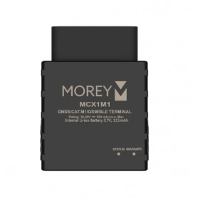 Morey MXC-1M1 GPS Tracker Vehicle OBD-II Port