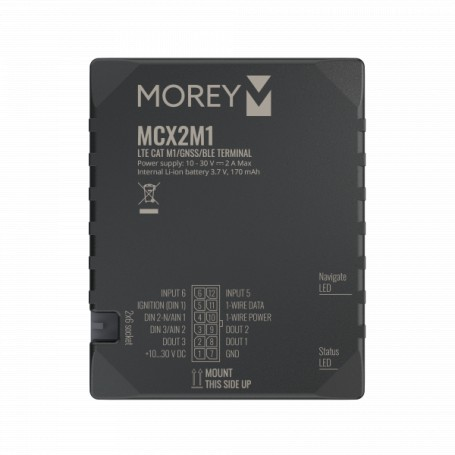 Morey MXC-2M1 Advanced GPS Tracker
