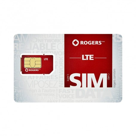 Rogers Mobile Data 30GB mo.