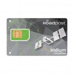 Iridium Canada Alaska 200 Min Prepaid Satellite Phone SIM Card