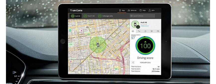 Cellular GPS Trackers