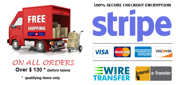 Payments & Free Shipping