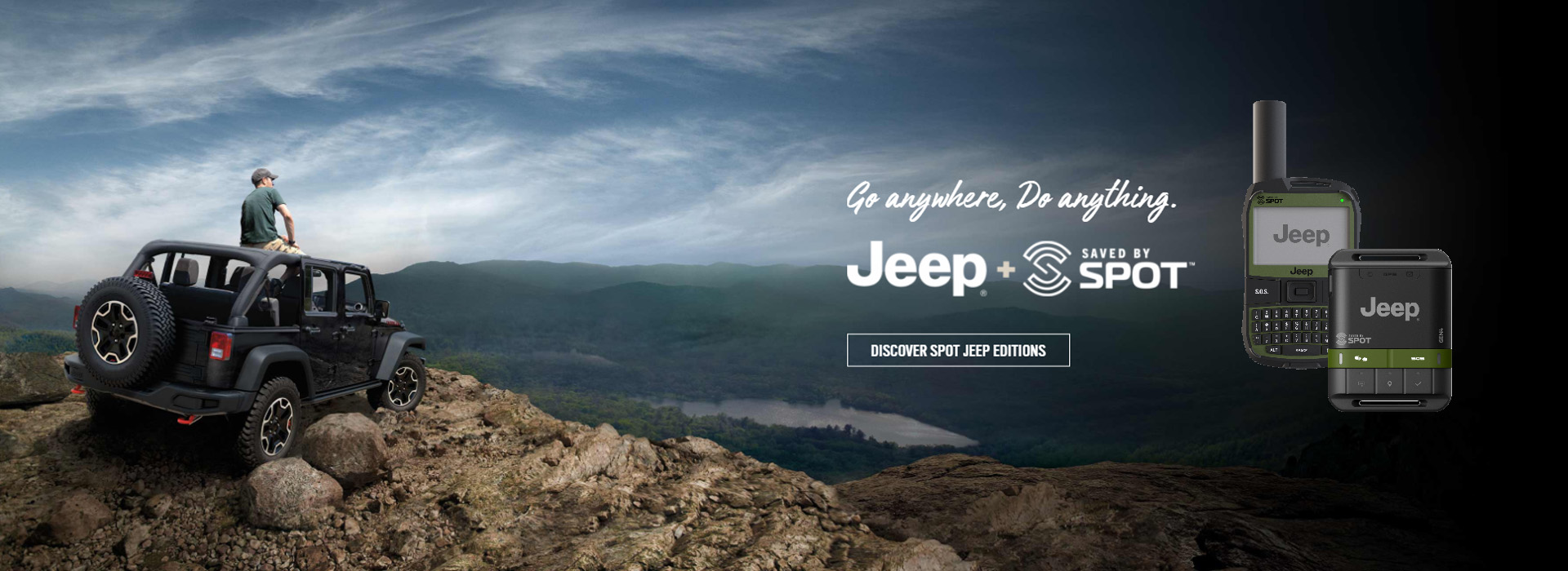 SPOT for JEEP